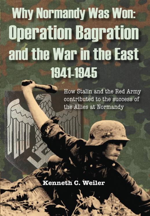 Ostfront Bagration Book